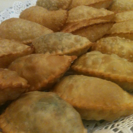 Lebanese Meat Pies - Cook & Eat